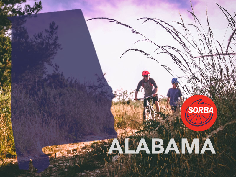 Alabama State Lands signs historic MOU with Mountain Biking Organization