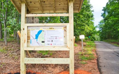 Grand Opening of the Lake Hickory Trails in North Carolina Celebrated