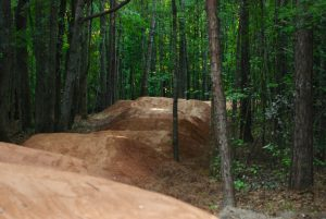 Tarheel Trailblazers Builds a New Pump Track
