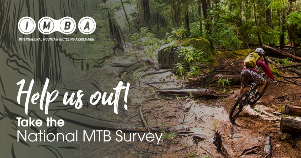 National Mountain Biking Survey Launches
