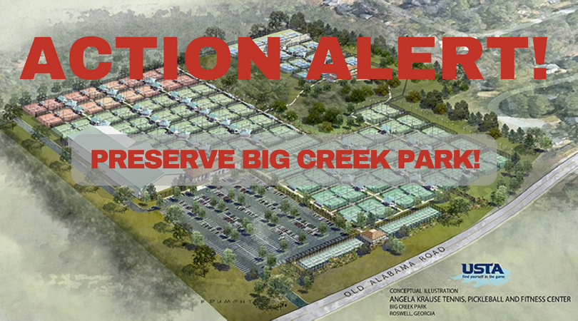 Preserve Big Creek Park, Support RAMBO, Atlanta Area Chapter