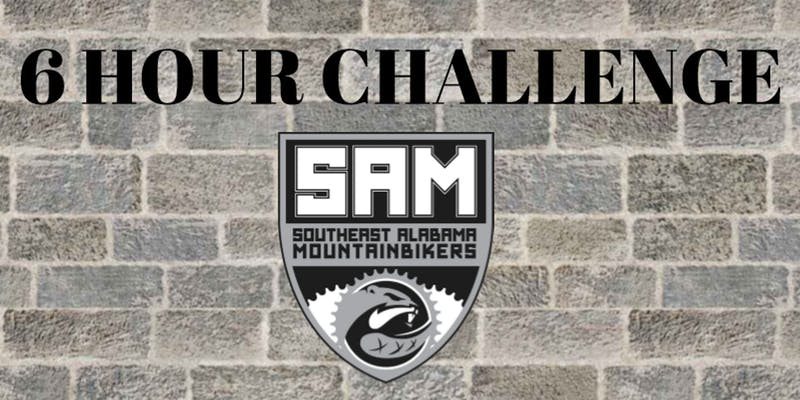 SAM SORBA, 6 Hour Challenge, Dec 14, 2019 @ Forever Wild Trails | Dothan | Alabama | United States