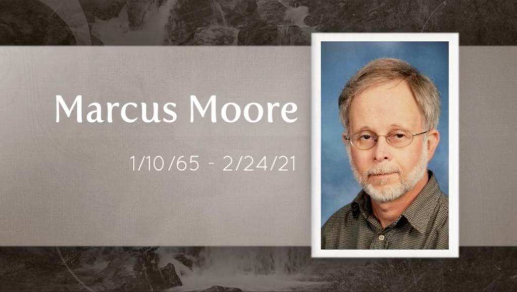 Farewell Marcus