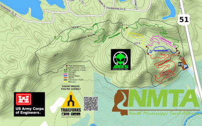 NMTA Builds Trail at Area 51