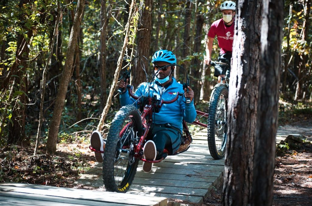 Southeast Adaptive Mountain Bike Tour 2021