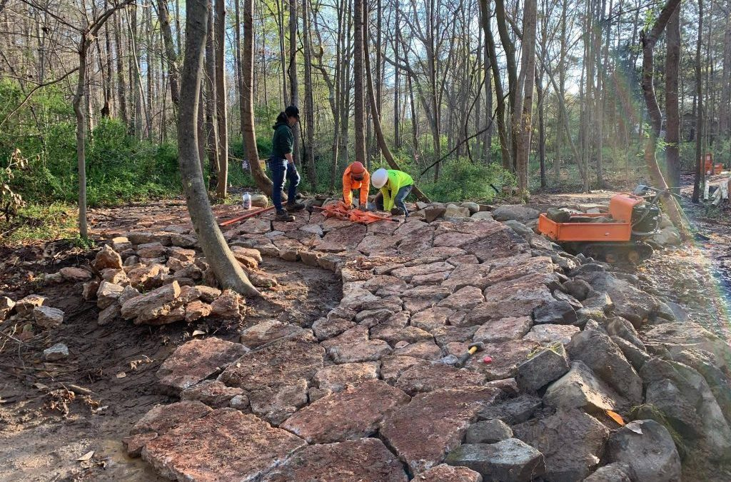 Rocky Branch Park Re-Opening